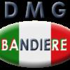 Logo DMG Bandiere