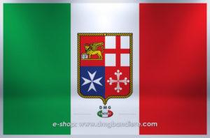 bandiera italia marina mercantile