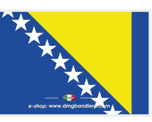 bandiera bosnia e erzegovina